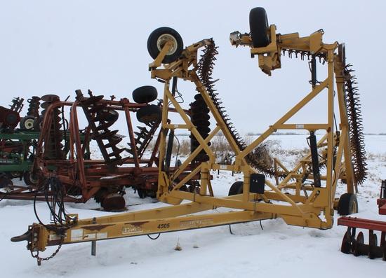 Phillips 4505, 40' Rotary Harrow