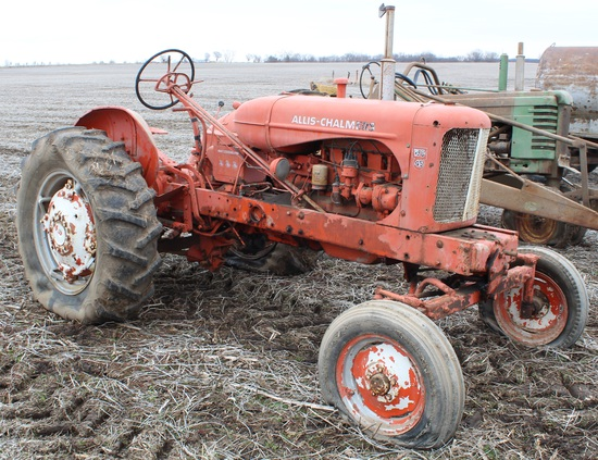 1954 Allis Chalmers WD 45