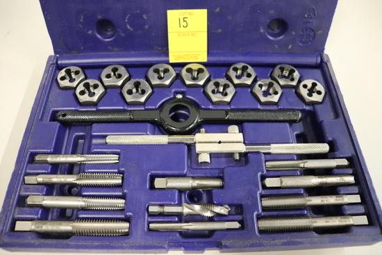 Irwin 24PC Tap & Die Set