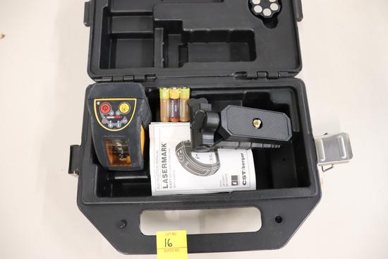 Laser Mark Mini Laser Cross Level