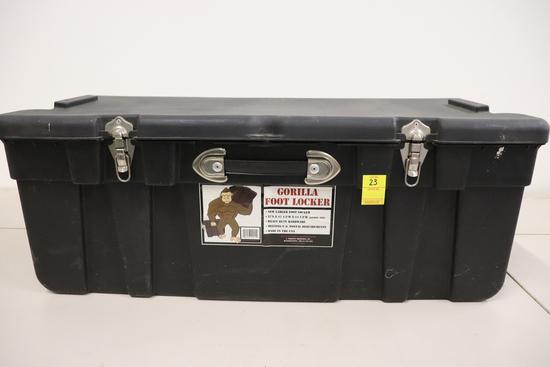 """Gorilla Foot Locker (37""""L x 17.5""""W x 14.5""""H)"""