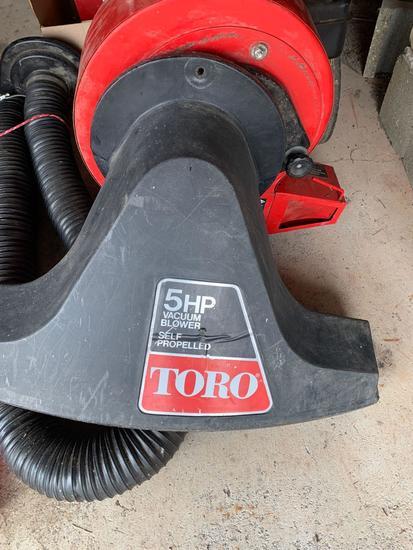 Toro Vac/Blower