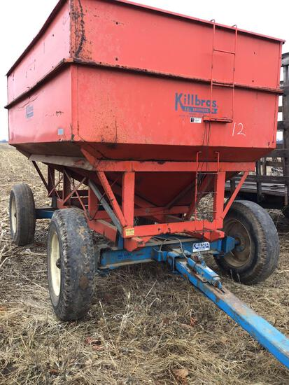 Kilbros Gravity Wagon