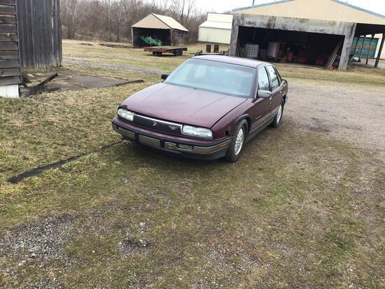 1991 Buick Regal Grand Sport