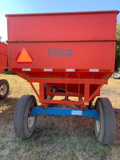 Killbros Wagon