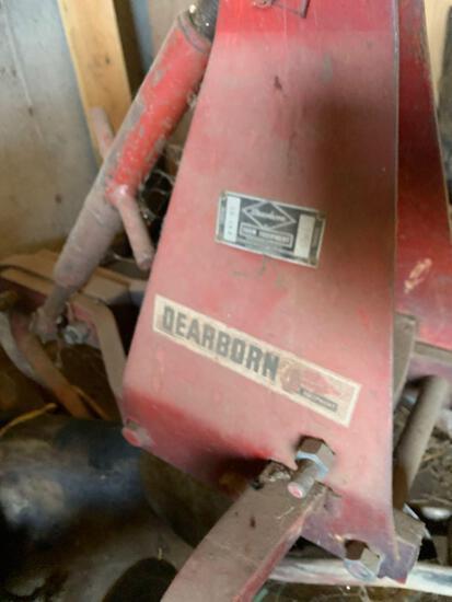 Dearborn 1 Bottom Plow