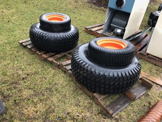 Kubota Tires and Rims