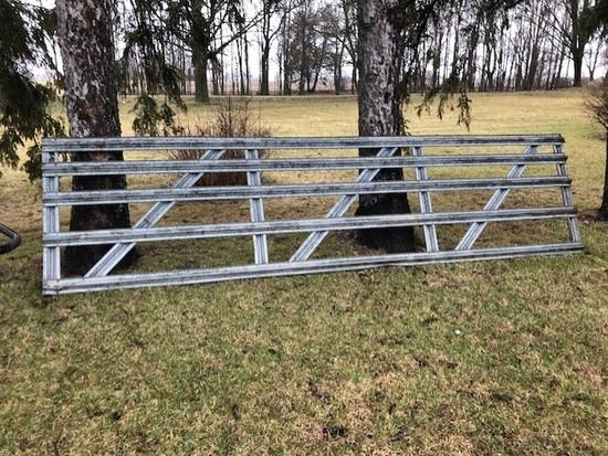 14' Aluminum Gate