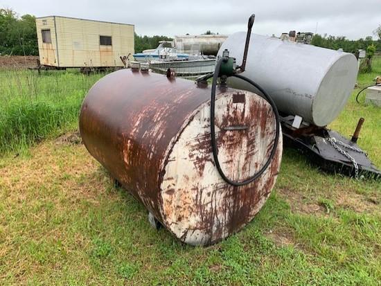1000gal Fuel Tank w/ Pump