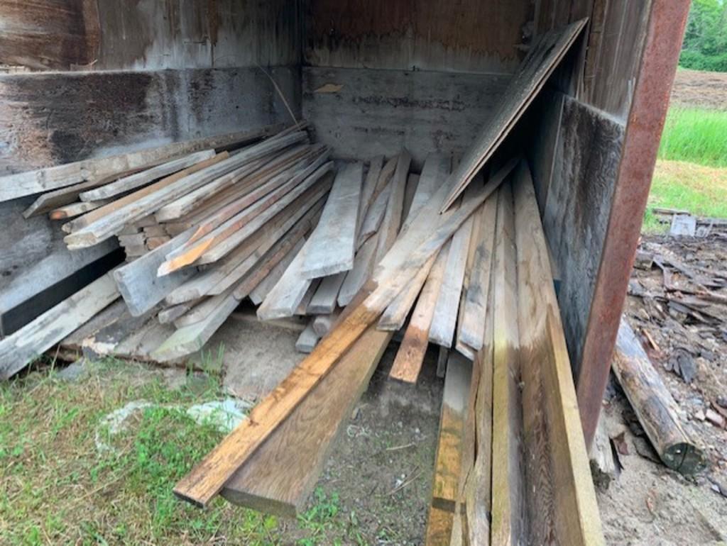 Qty of Wood