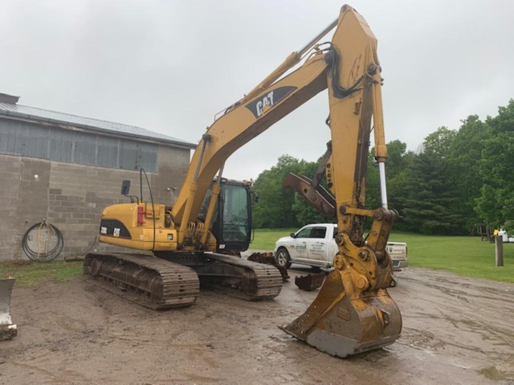 2007 Cat 320CL Excavator