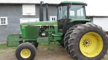 JD 4450 Diesel Tractor