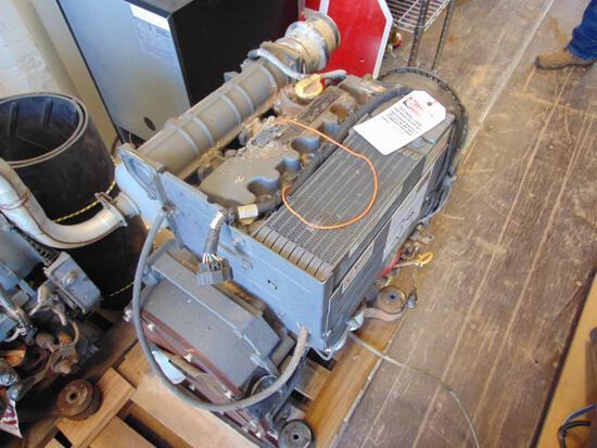 Deutz Diesel Eng, s/n 0935 (used), Located in Thomas Ok