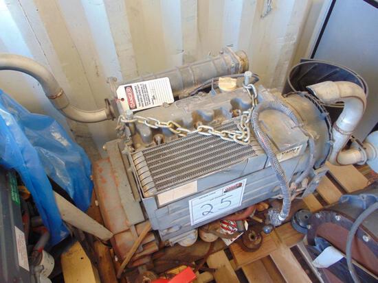 Deutz Diesel Eng, s/n 9251 (used), Located in Thomas Ok