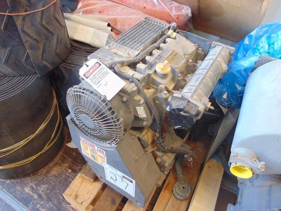 Deutz Diesel Eng, s/n 0968 (Core), Located in Thomas Ok