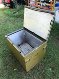 MILITARY ICE CHEST 3.4FT X 28 IN