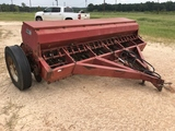 CASE 5100 12FT DOUBLE DISC GRAIN DRILL WITH