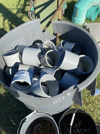 Lot Of Pipe Fittings