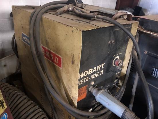 Hobart Welder C215 Hobart Beta-MigII welder
