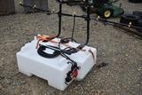 Finco 65Gal Sprayer C110 Fimco 65 gal sprayer, pump, foldable booms