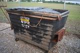 Plastic Container Plastic Container C185 Plastic Container Dumpster