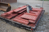 Truck bed Truck bed C191 Truck bed w/ hoist & sideboards