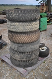 Tires Tires C196 Skid of tires