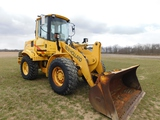 NEW HOLLAND LW110B C211 New Holland LW110.B tach reads 2,582 hours on meter, hours are not for sure,