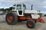 1980 J I CASE 2390 C246 Case 2390 w/ 4,684.5 hrs, cab, 2 hydraulic remotes, 3 point, PTO, good tread
