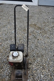 Compactor Mini compactor C261 Mini plate compactor, gas powered, great for small ares, trenches etc,