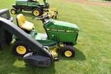 JOHN DEERE LX188 C31 JD LX188 48in deck, bagger collection system, hydrostatic drive,