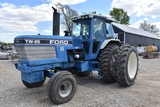 FORD TW25 II C4 Ford TW25II 2wd, cab, 3 point hitch, dual remotes, 6,219 hrs, runs & drives, front s