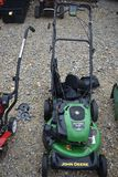 JOHN DEERE mower C49 JD Walk behind 6.75 hp mower with bagger