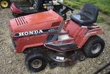 Honda Garden tractor C57 Honda 3813 garden tractor