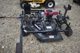 Quick-Silver mower C85 Quick Silver 54in 145 finish mower