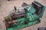 Onan Generator C97 Onan Generator 1 phase (green)