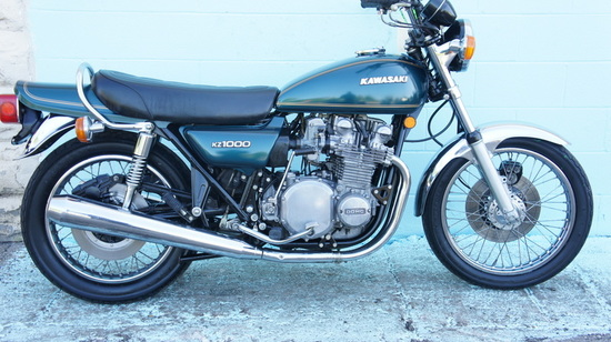 1977 Kawasaki KZ1000 | Vehicles, Marine & Aviation