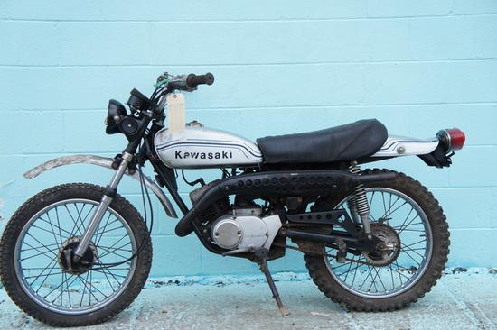 1972 Kawasaki G5
