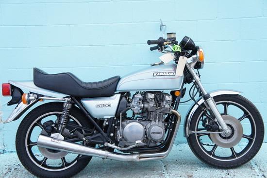 1978 Kawasaki KZ650