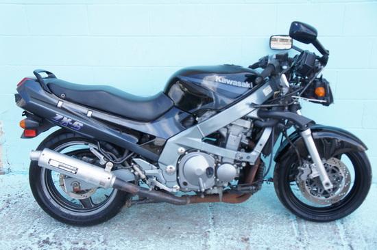 1991 Kawasaki ZX600
