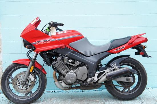 1992 Yamaha TDM 850