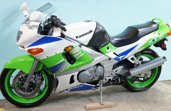 1994 Kawasaki ZX6