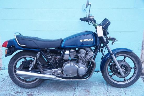 1981 Suzuki GS750
