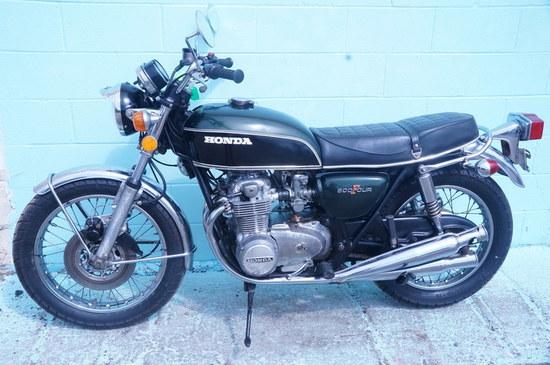 1973 Honda CB500