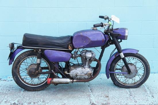 DUCATI 160 Ducati MONZA JR