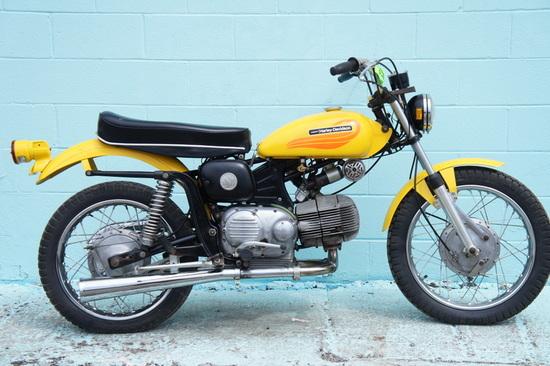 1972 Harley DAVIDSON SPRINT