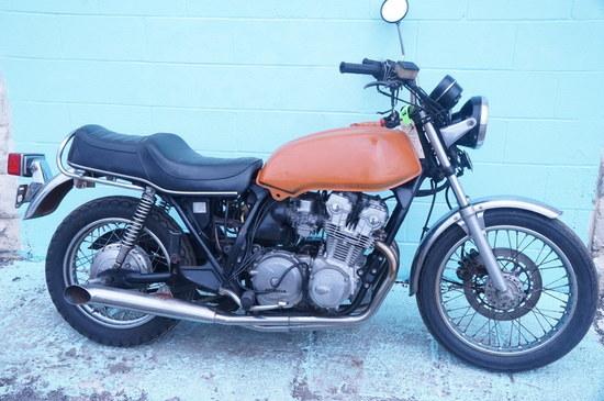 1982 Honda CB750F