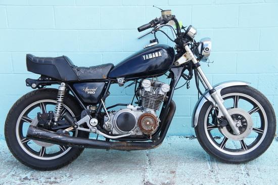 1979 Yamaha XS750