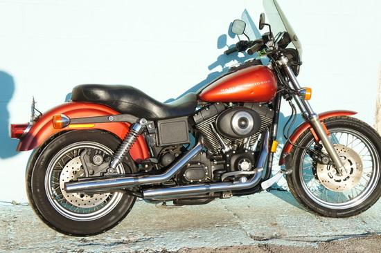 1999 Harley DAVIDSON FXDX