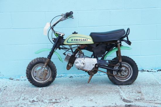 1971 Kawasaki KV75